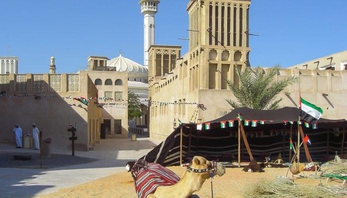 Dubai heritage walk