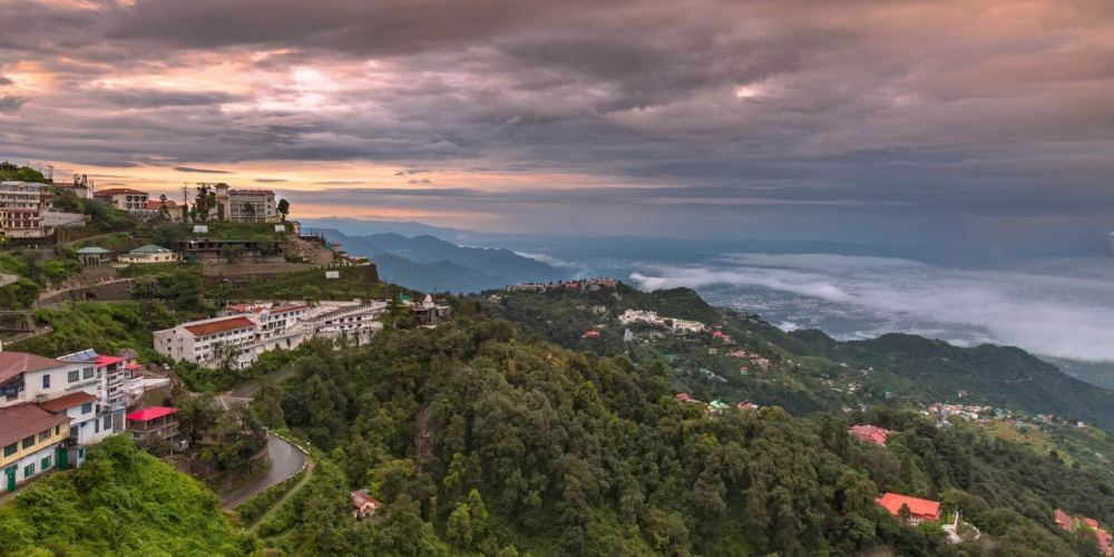 monsoon vacation in Mussoorie