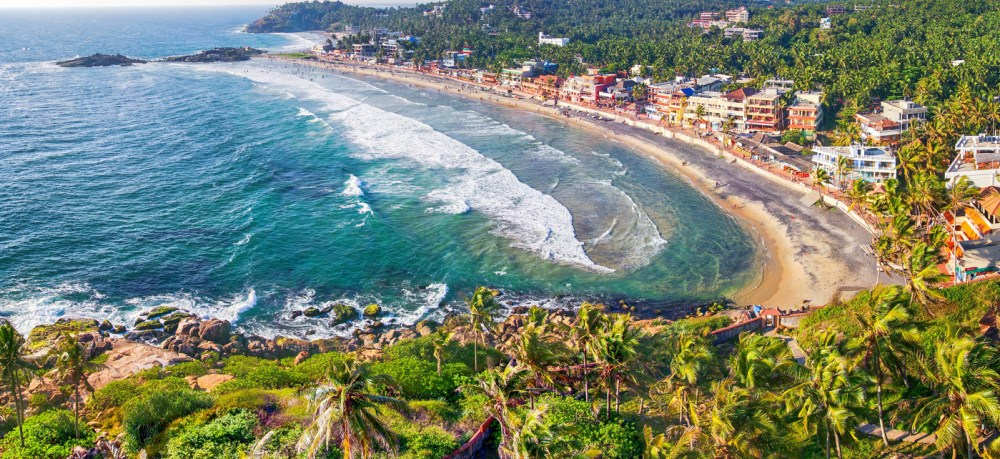 Kovalam Beach Destination
