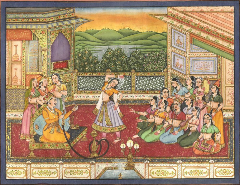 Rajasthani Miniature Paintings