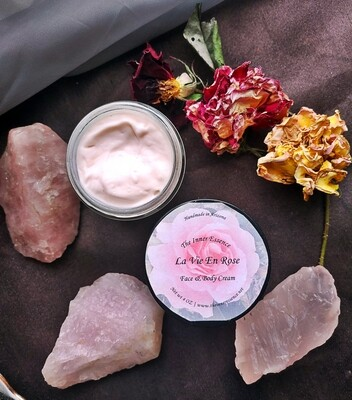 La Vie En Rose Face & Body Butter