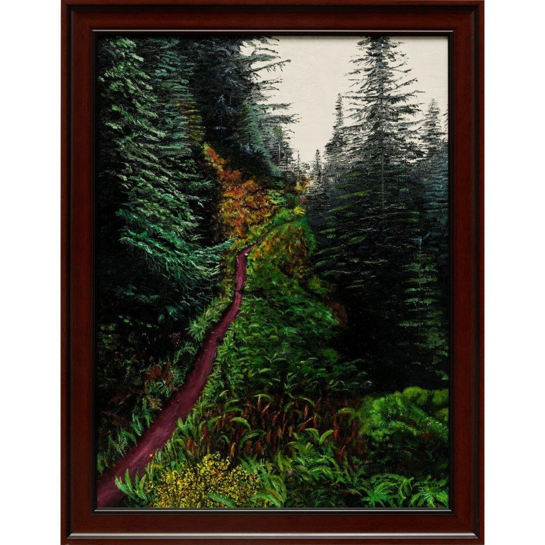 Dave Fox -- Huckleberry Trail