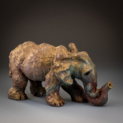 Rachel Muller -- Baby Elephant
