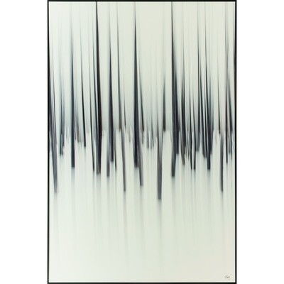 Rob Tilley -- Winter Forest Abstract II