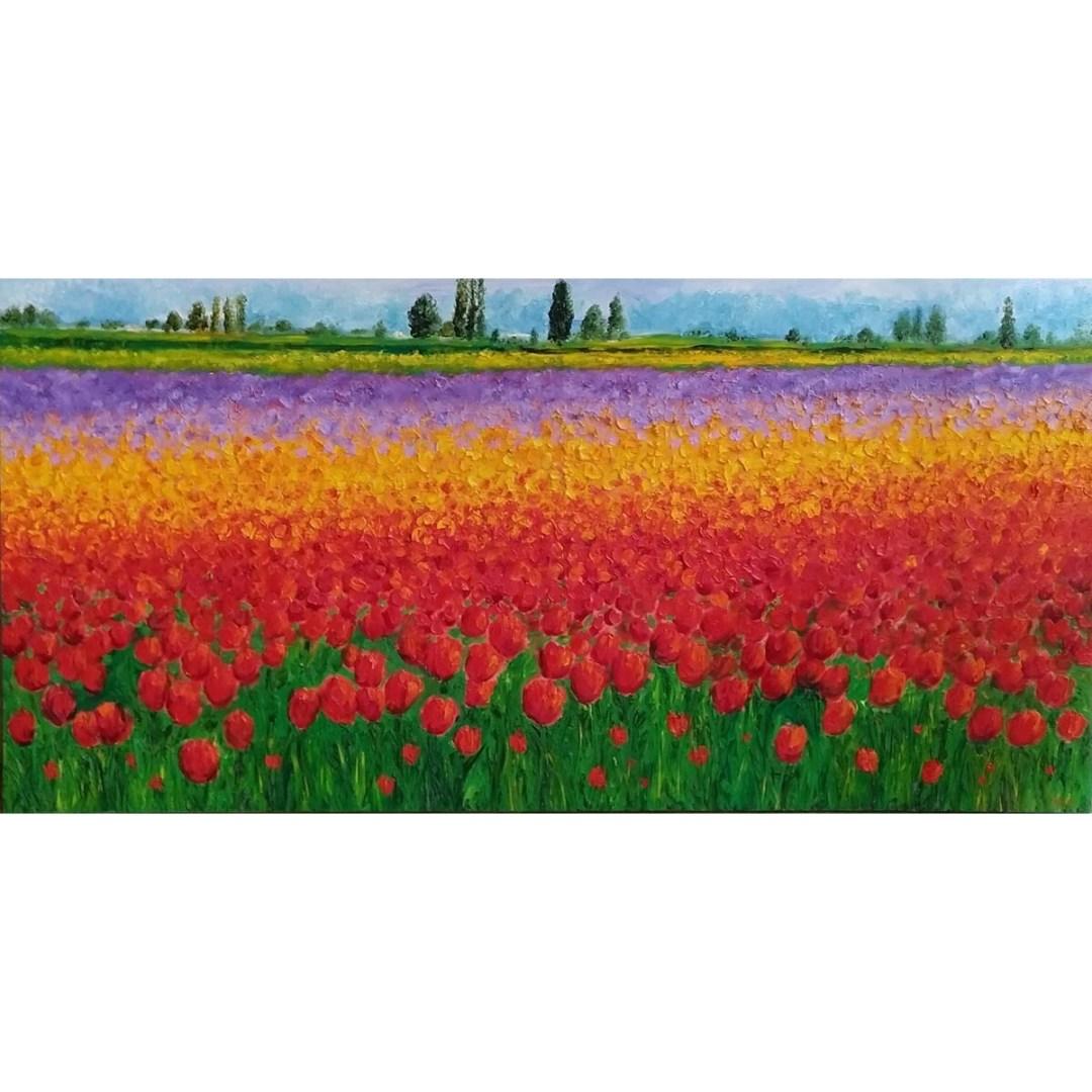 Leanna Leitzke -- Tulip Festival