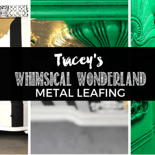 Metal Leafing Tutorial