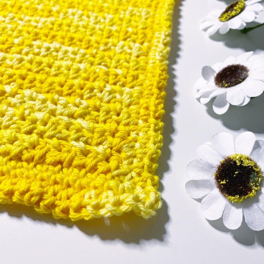 Washcloth Series - 07 Sunshine