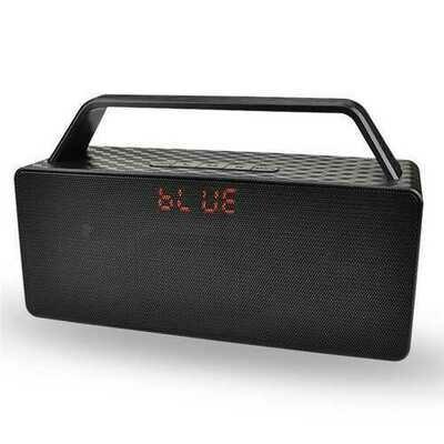 Portable Wireless bluetooth Speaker HiFi Dual Unit 3D Stereo Bass FM Radio TF Card U Disk Subwoofer