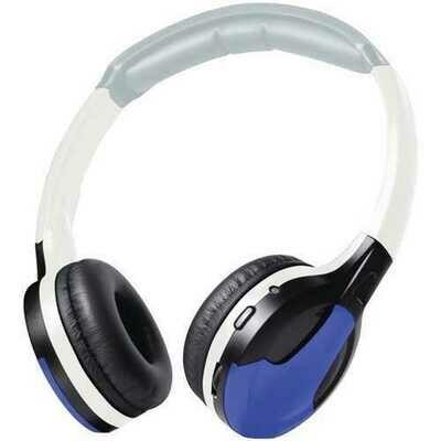 XOVision IR630B Universal IR Wireless Foldable Headphones (Blue)