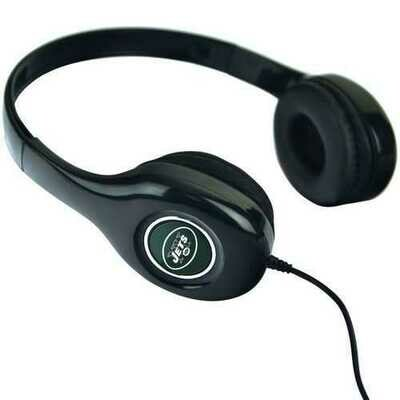 New York Jets Headphones - Over the Ear
