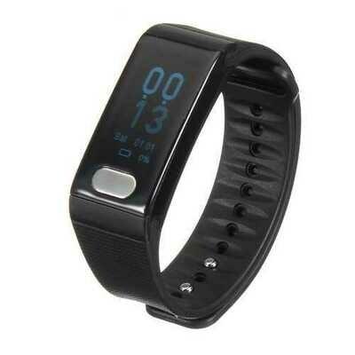 Waterproof Smart Heart Rate Sleep Monitor Bracelet Watch Step Fitness Tracker