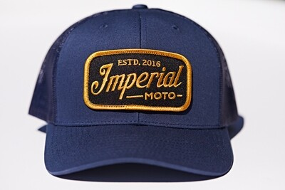IN STOCK- Imperial Moto Trucker - Navy