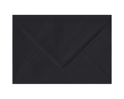 Sobre rectangular 13.7 x 18.7 cm 100g Burano Negro