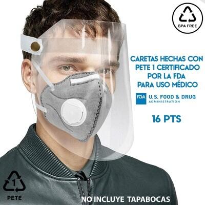 Mascarilla Careta Protector Facial