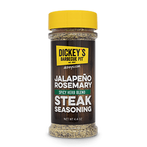 Dickey's Jalapeño Rosemary Steak Seasoning