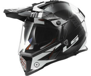 CASCO LS2 CROSS MX 436 PIONEER col. TRIGGER WHITE