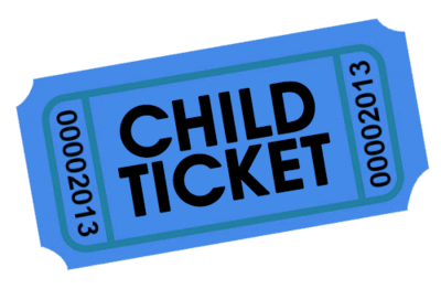 Child Ticket (Under 16) - Big Straw Bale Gathering