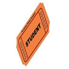 Student Ticket - Big Straw Bale Gathering