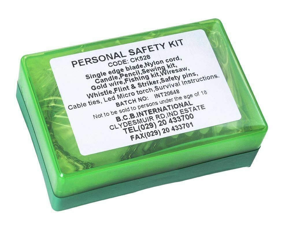 Personal Safety Kit