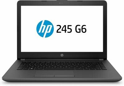 HP 245 G6 AMD A9 7th Gen/4GB Ram/1TB Hdd/14 Inch Laptop