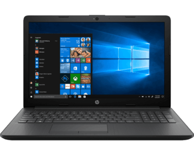 HP Laptop - 15 - di1001tu (Core i5 8th/4/1tb/Win10)