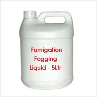 Liquid Solution for Fumigation Fogging Machine 5 Ltr
