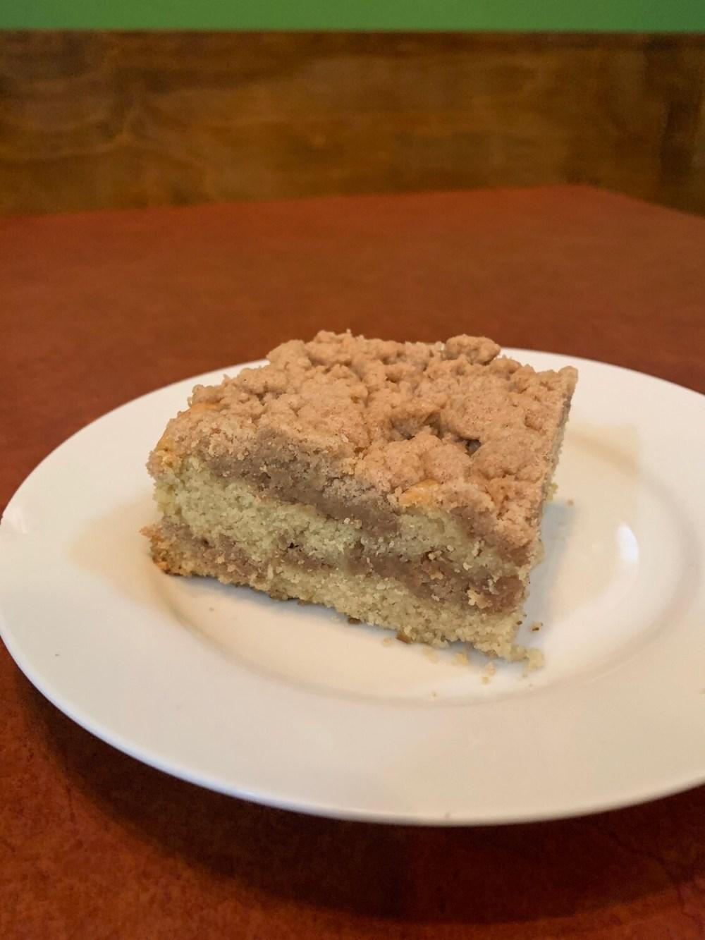 Cinnamon Coffee Cake (12 pc. whole pan)