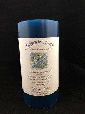 Herbal 3x6 Pillar - Angel's Influence
