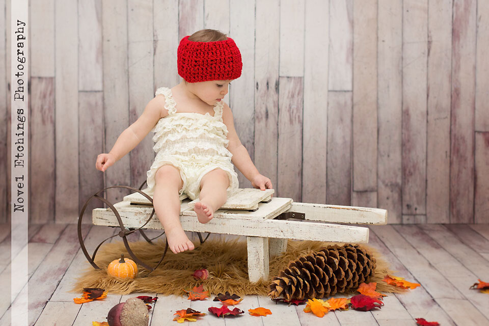 Addison Ear Warmer Crochet Pattern