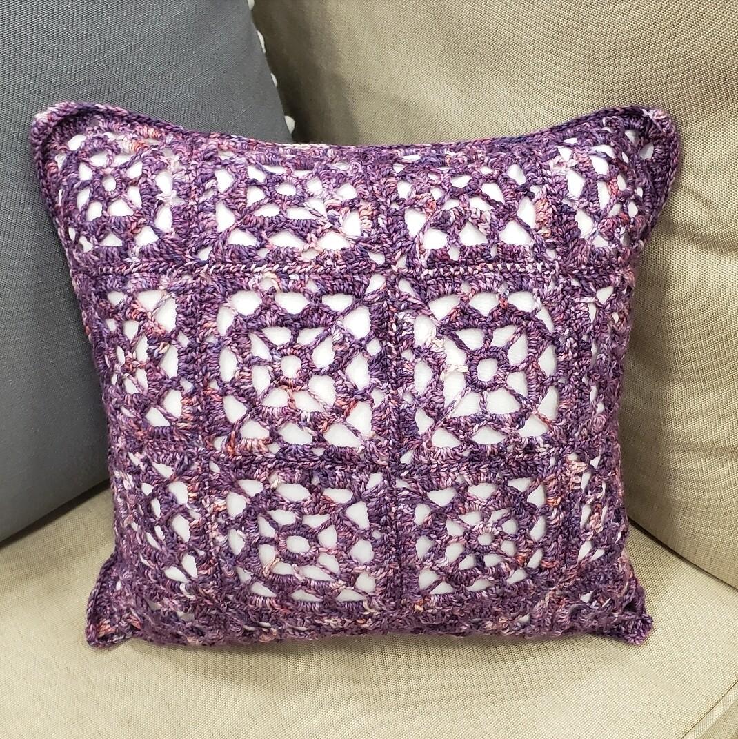 Galaxy Pillow Crochet Pattern