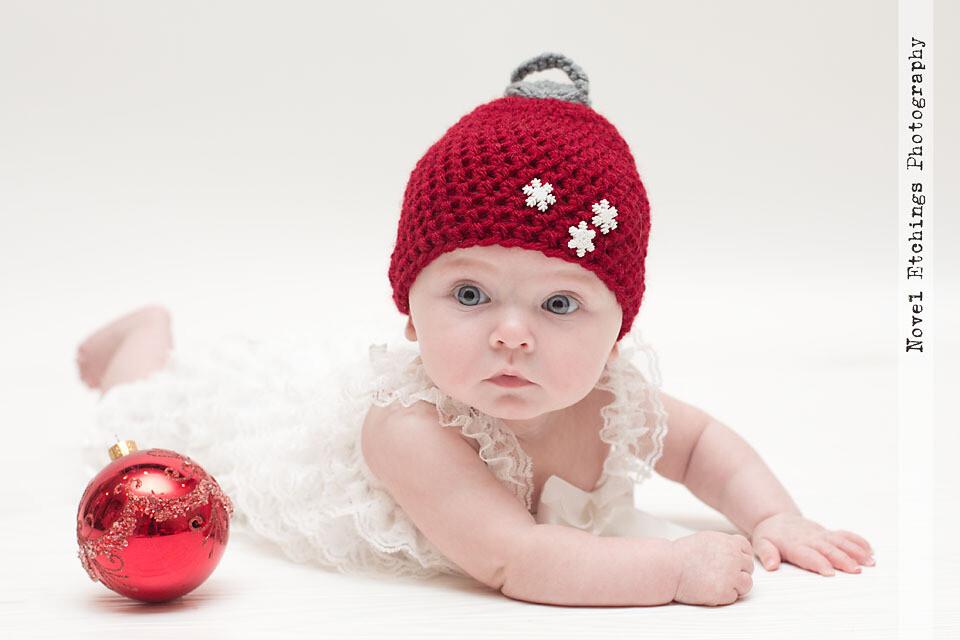Ornament Beanie Crochet Pattern