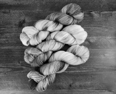 Custom Hand Dyed Yarn