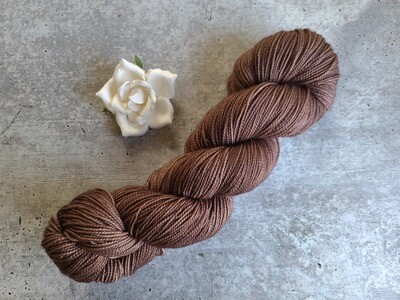 Teddy Bear Hand Dyed Yarn