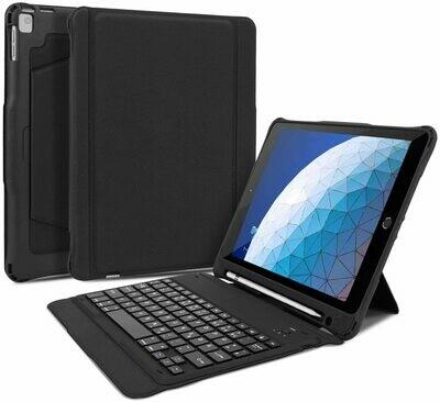 Tastatur Hülle für iPad 10.2 Zoll 2019