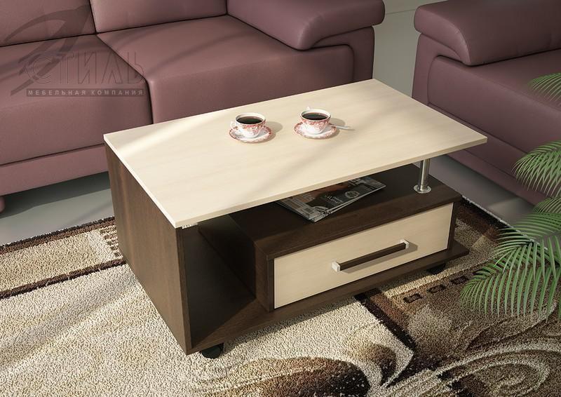 Журнальный стол №5 (900х445х522)