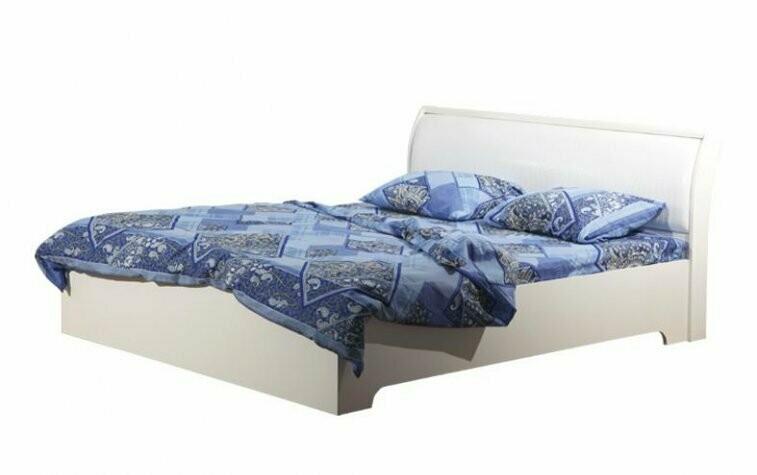 Кровать с настилом 06.297