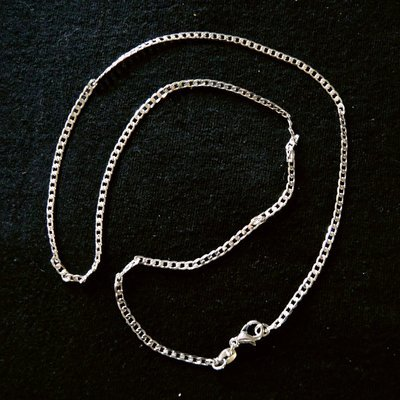 Chaine argent 925, 45 cm