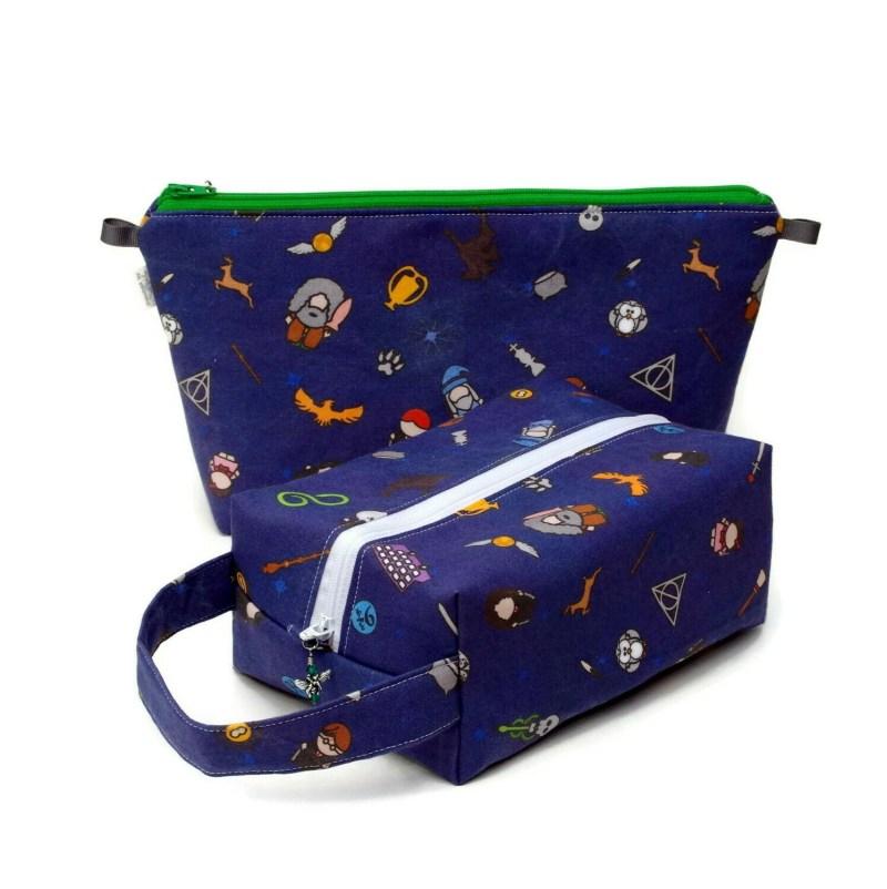 Harry Potter - Chibi - Large Wedge Bag