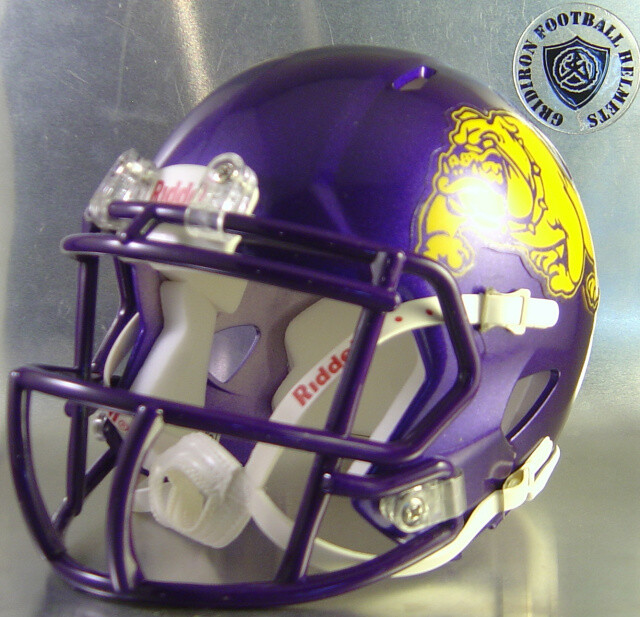 McAllen Bulldogs HS 2013-2015 (TX) (mini-helmet)