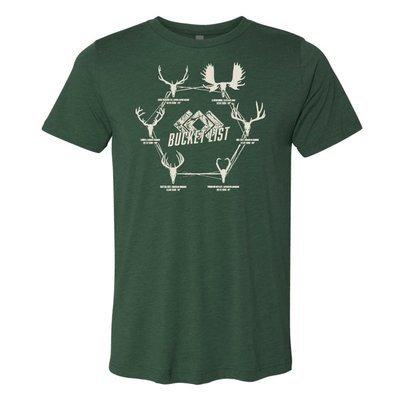 Bucket List T-Shirt