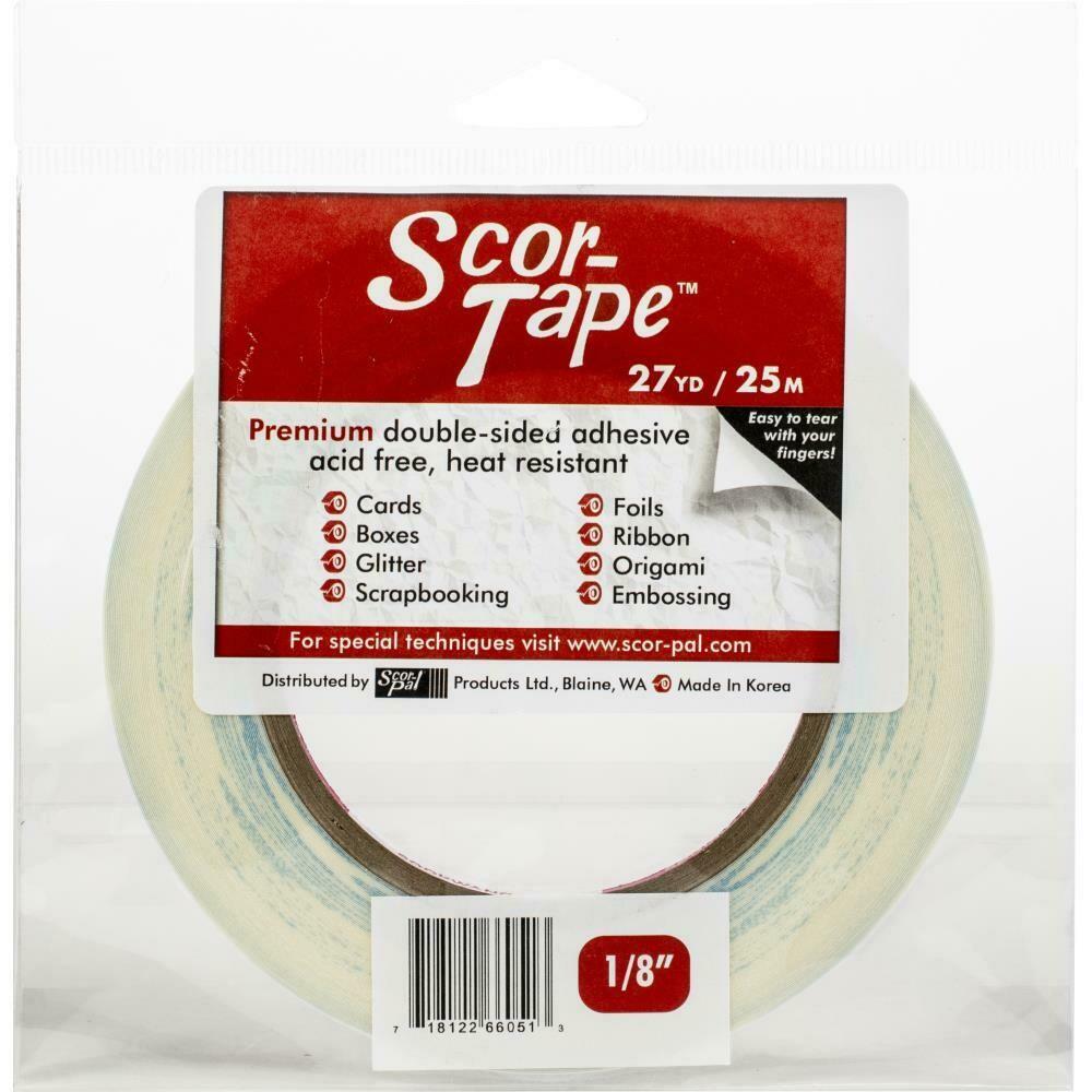 Scor-tape 1/4 inch