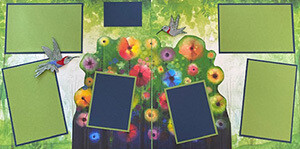 Spring two page layout