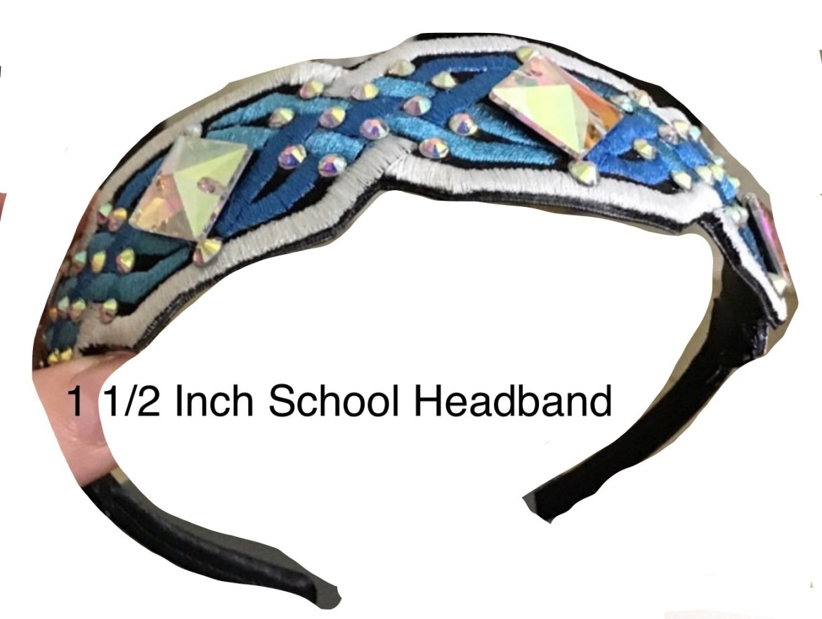 Greene Academy of Irish Dance School Headbands 00095