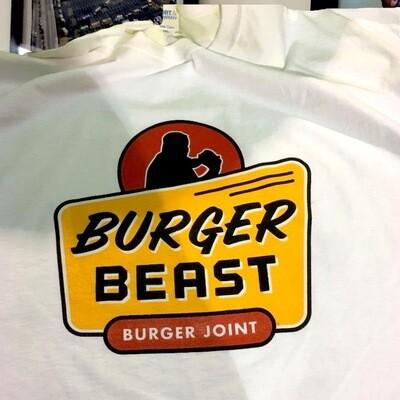 Burger Beast Burger Joint Tee