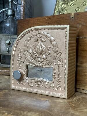 Vintage Brass, Vintage Shelf Decor, Antique Cash Register