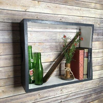 Wall Shelf / Bee Box