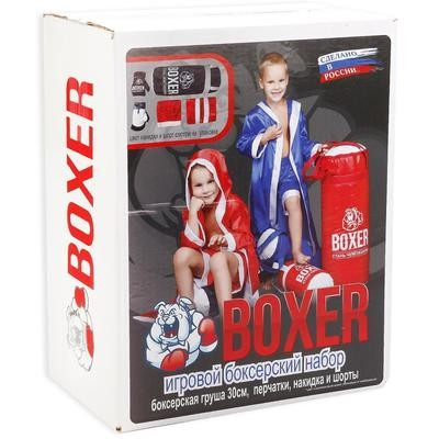 Боксерский набор №1 в подарочной упаковке Лидер 11526