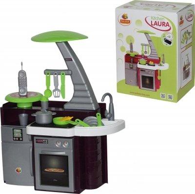 Кухня детская Laura с варочной панелью 56320