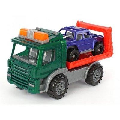 Спецтехника: Эвакуатор с машиной Нодпласт 205