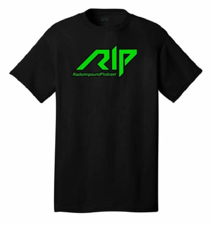 Radio Impound Podcast (T-Shirt)